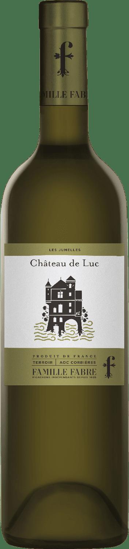 Chateau de Luc blanc