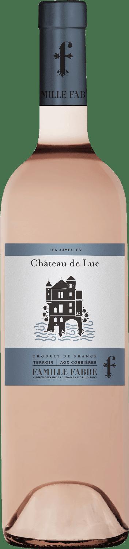 Chateau de Luc rosé