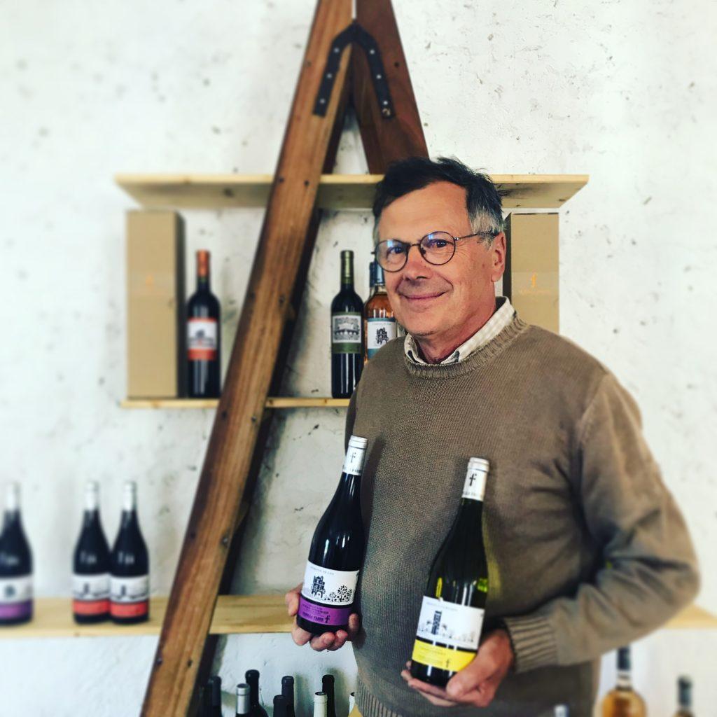 Terre de Vins Syrah Viognier et Chardonnay