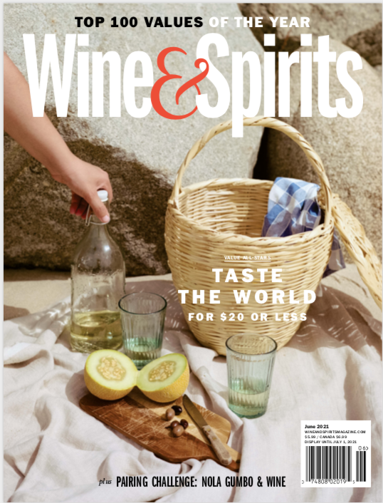 WINE AND SPIRIT